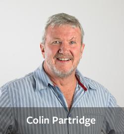 Colin Partridge